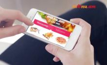 Menu.am - leading online food delivery platform in Armenia
